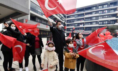 Osmangazi Belediyesi'nden çocuklara 23 Nisan sürprizi