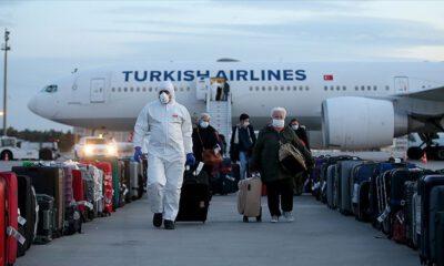76 ülkeden 32 bin Türk vatandaşı, ülkeye getirildi