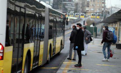 Sokağa çıkma kısıtlamasında İstanbullular evinde, İBB iş başında
