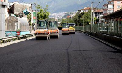 Bursa Büyükşehir, sokağa çıkma yasağını fırsata dönüştürdü