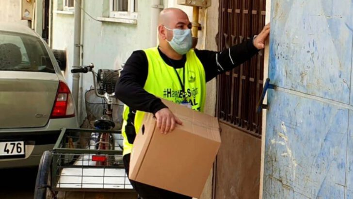 Osmangazi'de sosyal destek çalışmaları tamgaz…