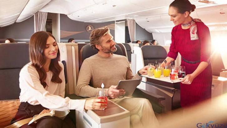 THY, uçaklarda çay-kahve servisini kaldırdı