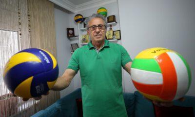 Voleybolda Avrupa şampiyonu tek Türk antrenör başarıya doymuyor