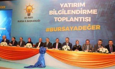 AK Parti Bursa teşkilatları, vatandaşla kucaklaşacak