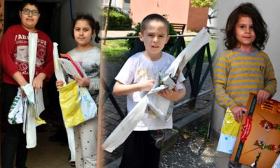 Mustafa Dündar'dan çocuklara 'Oruç' hediyesi