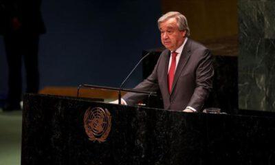 BM Genel Sekreteri Guterres'ten ABD'li yetkililere itidal çağrısı