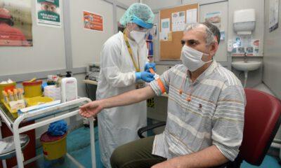 Bursa'da OSB ve sanayi tesislerinde antikor testleri başladı