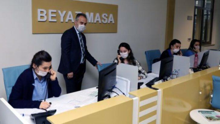 Bursa Büyükşehir'in bu ekibi alkışı hak ediyor!