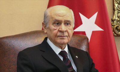 MHP lideri Bahçeli'den Ayasofya açıklaması