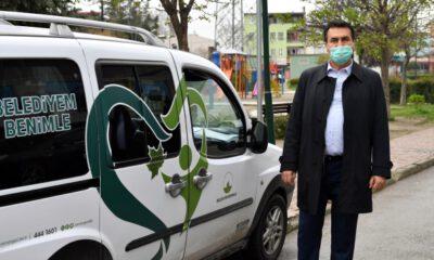 Osmangazi Belediyesi mücadelesiyle örnek oldu