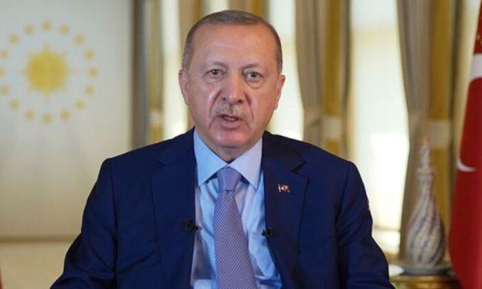 Erdoğan: Irk, din, dil, etnik köken ayrımı yapmadan herkese kucak açtık