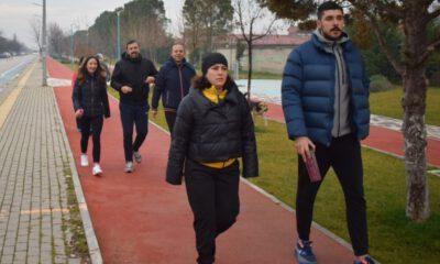 Nilüfer'de sağlık için yürüyüşler tekrar başlıyor