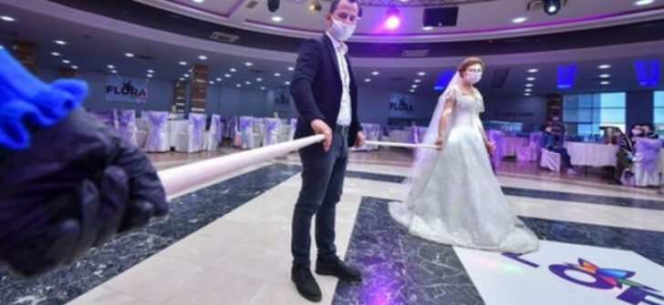Bursa Valiliği'nden düğün ve nişanlara 2 saat sınırlaması