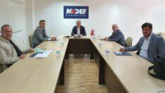 Kovid-19 tedbirleriyle açılacak MODEF için hazırlıklar tamamlandı