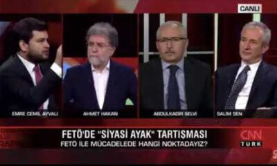 AKP'li isimden canlı yayında bomba FETÖ itirafı!