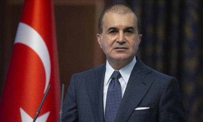 AK Parti Sözcüsü Çelik'ten CHP'ye 'Libya' eleştirisi