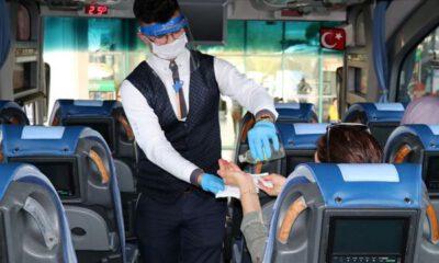 Otobüslerde ikramlar, ambalajlı ve soğuk olacak