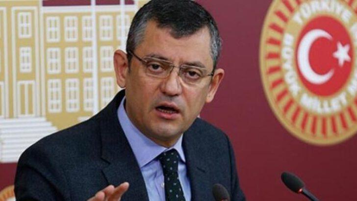 CHP'li Özgür Özel, partisinin oy oranını açıkladı!