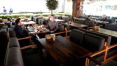 Restoran ve kafeler 'yeni normal'e uygun hizmete başladı