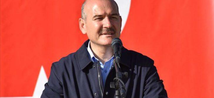 Soylu: Türkiye Kovid-19 sürecini en başarılı yöneten ülke