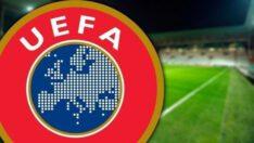 UEFA'dan Trabzonspor'a Avrupa'dan bir yıl men…