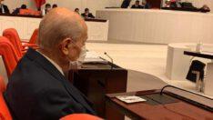 Devlet Bahçeli, İYİ Parti'nin teklifine kabul oyu verdi