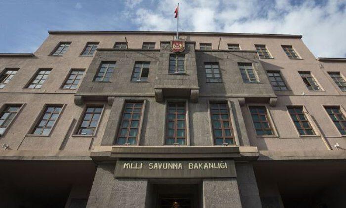 MSB: Türkiye-Yunanistan arasındaki teknik toplantı sona erdi