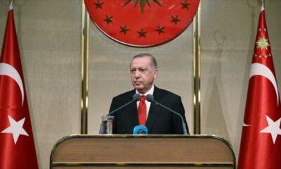 Erdoğan: Milletimiz o gece, asla unutulmayacak bir zafer kazandı