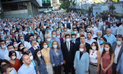 İYİ Parti'de Buğra Kavuncu, İstanbul İl Başkanlığı'na adaylığını açıkladı
