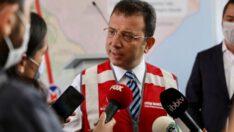 İmamoğlu: Kanal İstanbul, bir avuç insan için çok önemli