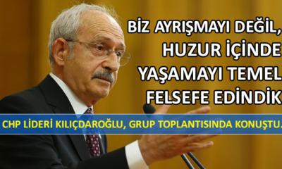 CHP Genel Başkanı Kılıçdaroğlu'ndan iktidara 'medya' tepkisi