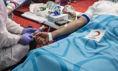 Sıcak hava, kan bağışını azalttı