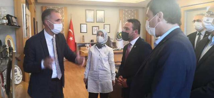 AKP'li vekil Ödünç, Bursa'nın her kilometresinde…