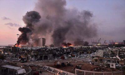 Beyrut'ta ölü sayısı 100'e yükseldi