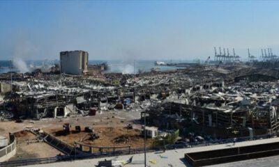 Dışişleri Bakanlığından Lübnan'a yardım açıklaması
