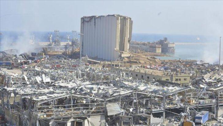 Beyrut Valisi: Patlamanın zararı 10 ila 15 milyar doları aşabilir