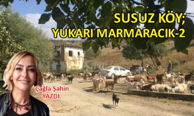 Susuz Köy; Yukarı Marmaracık-2