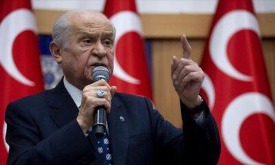 Bahçeli: Cumhur İttifakı'nın 2023 yılı cumhurbaşkanı adayı Erdoğan'dır