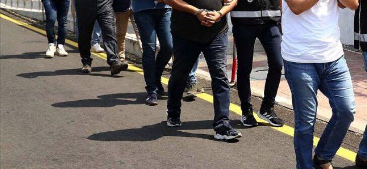 Bursa'daki uyuşturucu operasyonunda 10 kişi tutuklandı