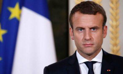 Fransa Cumhurbaşkanı Macron'dan Türkiye ile ilgili haddini aşan sözler!