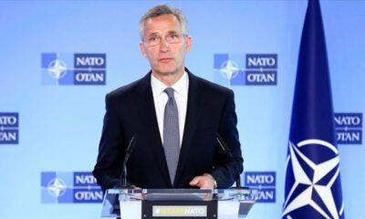 NATO: Doğu Akdeniz'deki kriz dayanışma ruhuyla çözülmeli