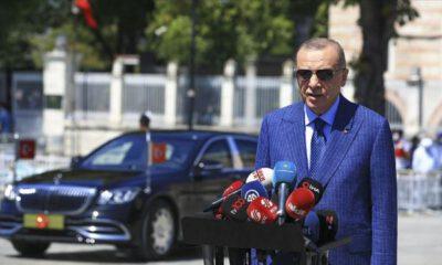 Erdoğan: Her şeyimizle Lübnan halkının yanında olacağız