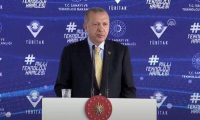 Erdoğan: Büyük ve güçlü Türkiye hedefimize kararlılıkla yürüyoruz