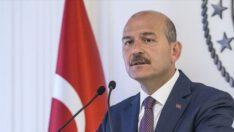 Bakan Soylu: Yurt içindeki terörist sayısı 340'ın altına düştü