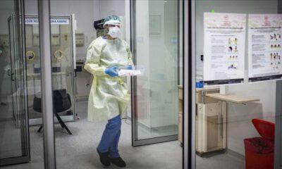 Türkiye'nin koronavirüsle mücadelesinde son 24 saat…