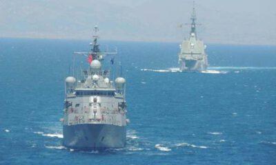 Ege ısınıyor! Türk savaş gemileri harekete geçti