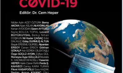 İlk Covid-19 Multidisipliner Sürekli Tıp Eğitimi Kitabı, BTO'dan…