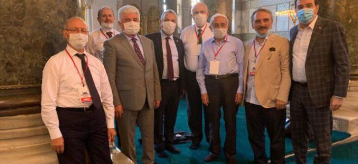 Bir AKP'li vekilin daha koronavirüs testi pozitif çıktı