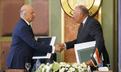 Mısırlı muhalifler'den Yunanistan ile yapılan anlaşmaya tepki