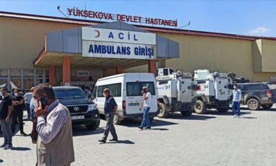 Bayramın son günü Yüksekova'da korkunç kaza: 6 ölü